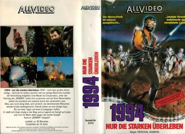 1994 - Nur die Starken überleben - Survival Zone