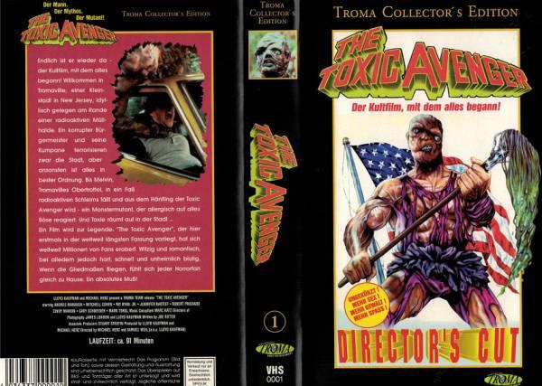 Toxic Avenger - D.C. Troma