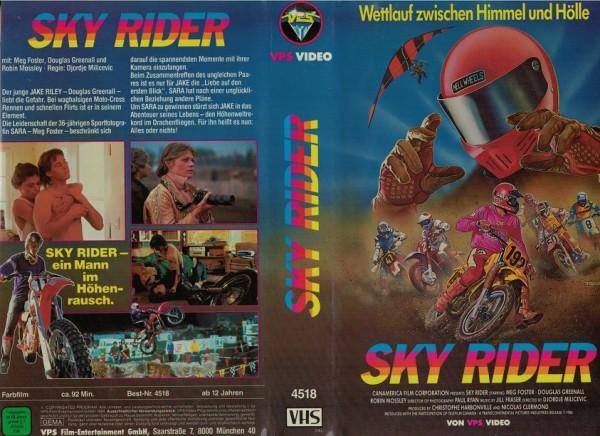 Sky Rider - Wettlauf zwischen Himmel und Hölle