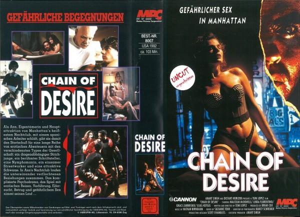 Chain of desire - Im Strudel der Begierde