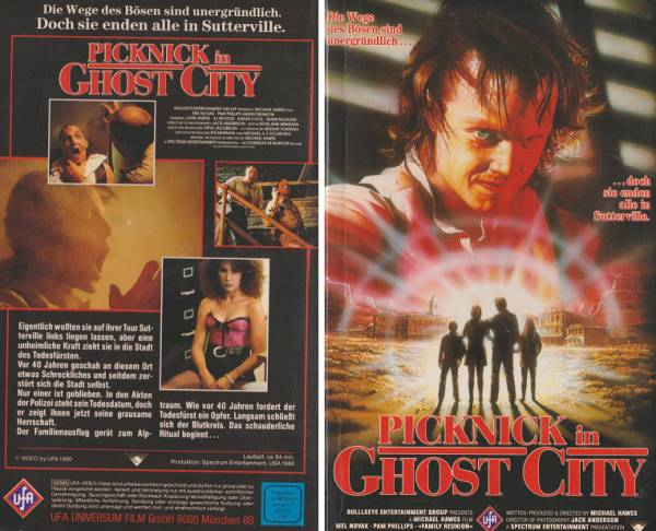 Picknick in Ghost-City