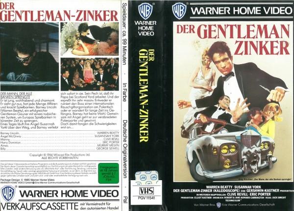 Gentleman-Zinker, Der (VK)
