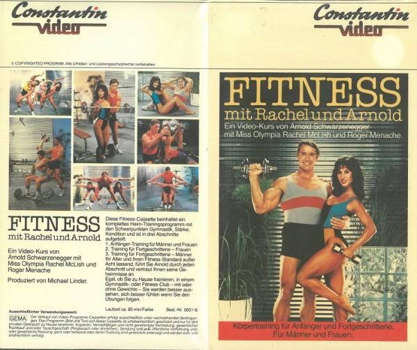 FItness mit Rachel und Arnold
