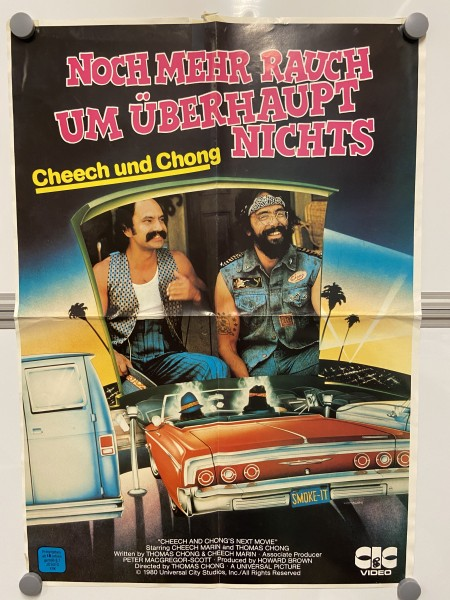 Cheech And Chong Noch Mehr Rauch Um überhaupt Nichts Stream