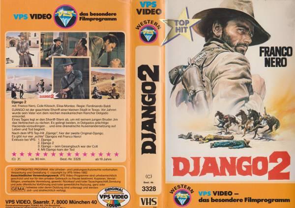 Django 2 - Der Rächer