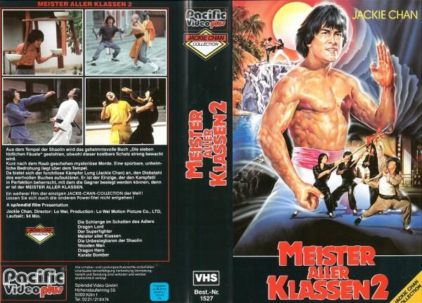 Meister aller Klassen 2 - Jackie Chan