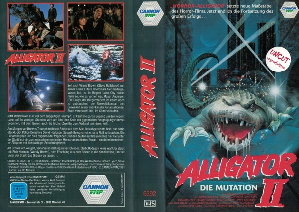Alligator 2 - Die Mutation