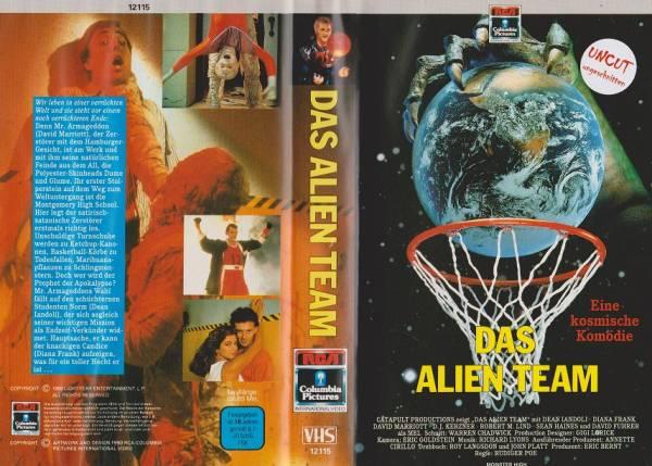 Alien Team, Das