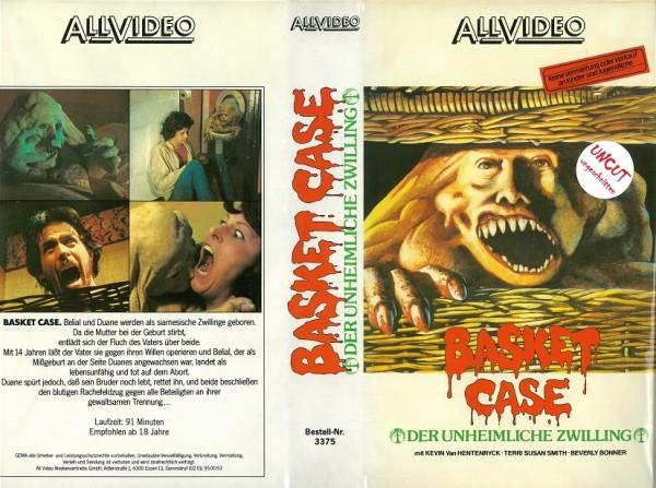 Basket Case - Der unheimliche Zwilling (All Video)