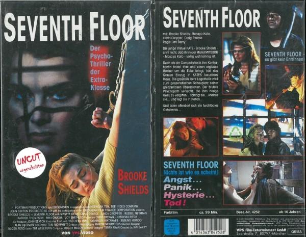 Seventh Floor - Mit dem Lächeln eines Feindes (NEU, OVP)