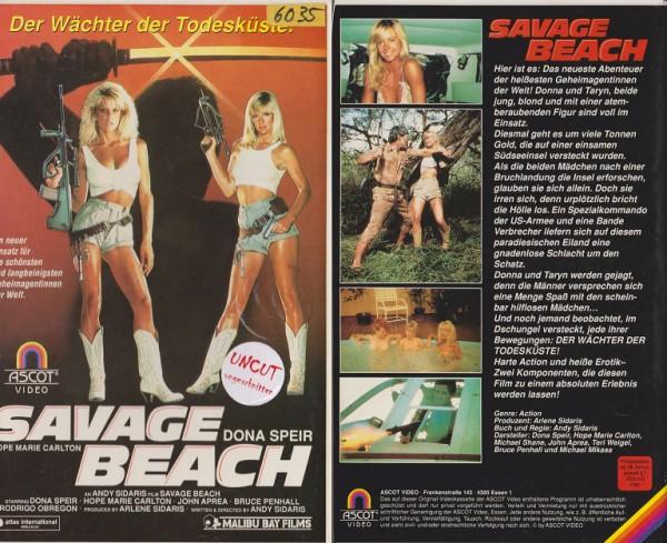 Savage Beach - Hartbox
