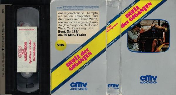 Duell der Giganten (CMV Pappbox)