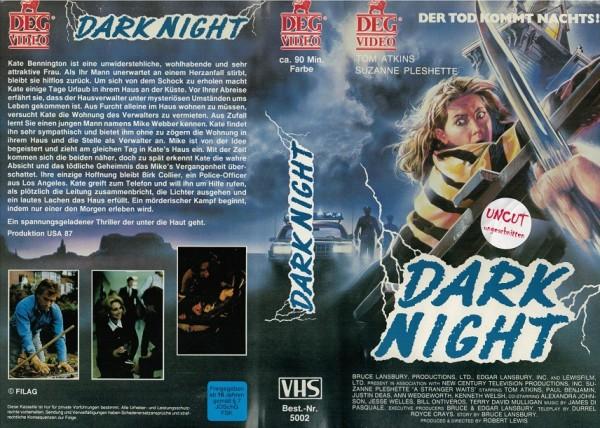 Dark Night - Der Tod kommt nachts
