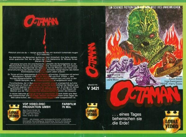 Octaman - Bestie aus der Tiefe (Loyal)