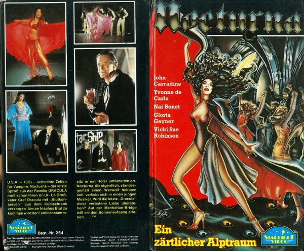 Nocturna - Dracula auf Abwegen (Hartbox)
