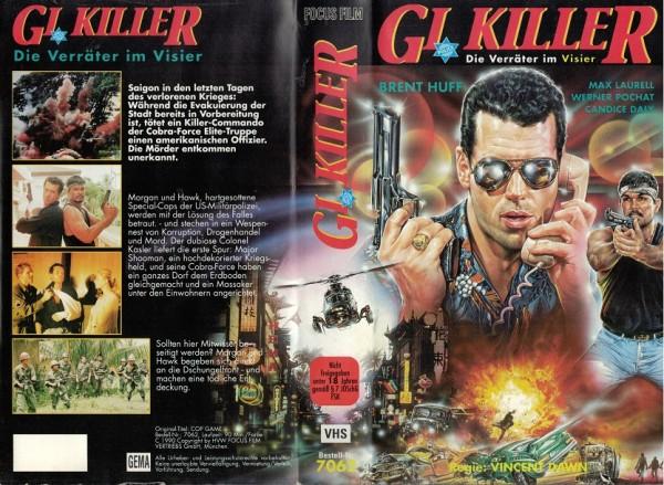 GI-Killer - Verräter im Visier
