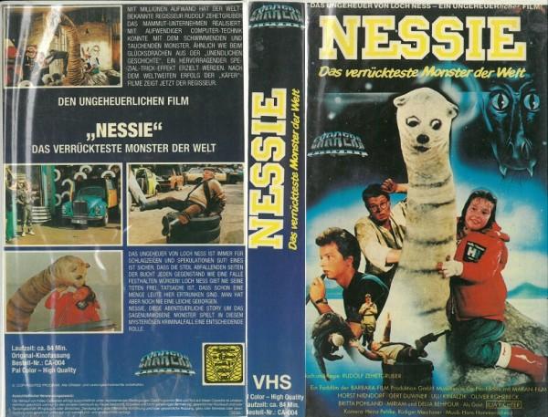 Nessie - Das verrückteste Monster der Welt