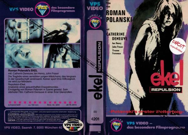 Ekel - Repulsion