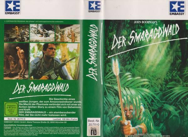 Smaragdwald, Der