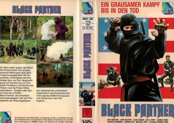Black Panther - Black Ninja