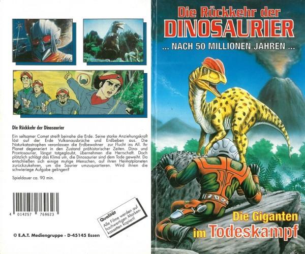 Rückkehr der Dinosaurier (E.A.T. Hartbox)