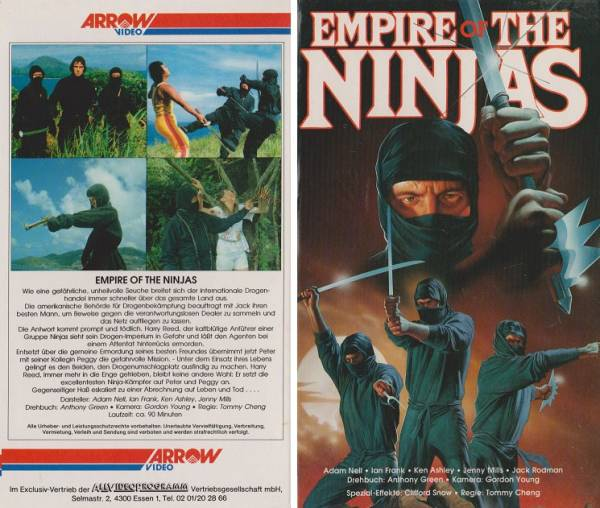Empire of the Ninjas - Imperium der Ninja