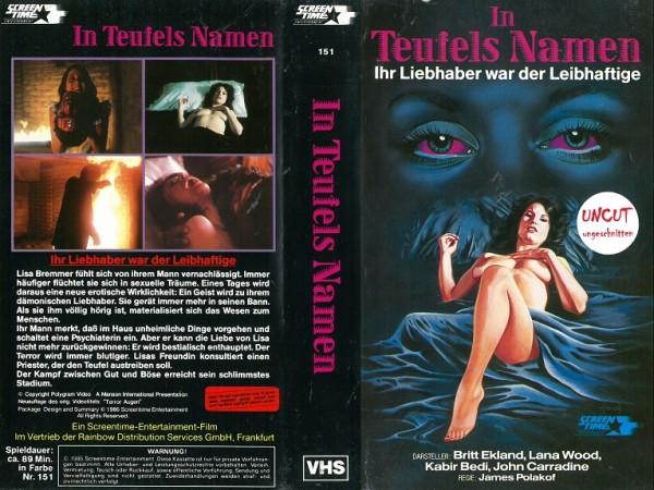 In Teufels Namen - Terror-Augen - Dark Eyes