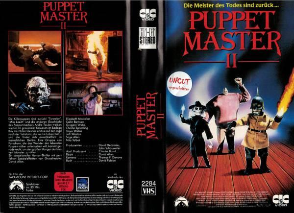 Puppet Master 2 - Die Rückkehr - 3 Puppen