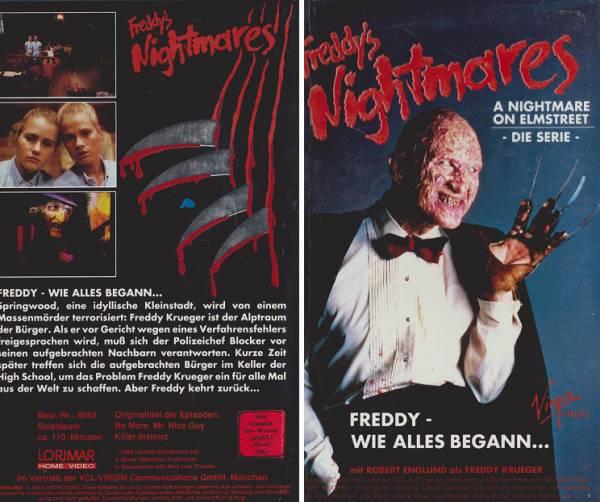 Freddy's Nightmares [TV-Serie] - Wie Alles Begann...