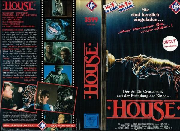 House - Sie sind herzlich eingeladen