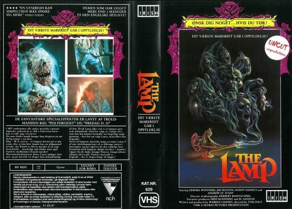 Lamp, The - Klauen des Todes (Irish Video DK Import)