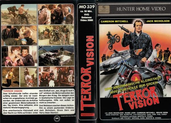 Terror Vision - Rebel Riders (MH schwarz)