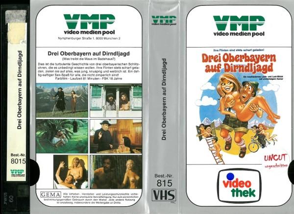 Drei Oberbayern auf Dirndljagd (VMP Blaupunkt Glasbox) UNCUT