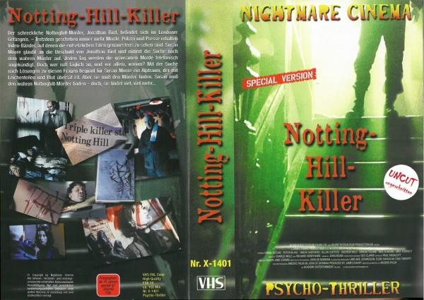 Notting-Hill-Killer - Movie Killer - Eine Bestie dreht durch (Nightmare Cinema)