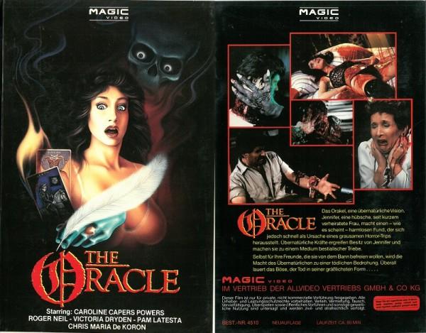 Oracle, The - Das Orakel (Magic Video Hartbox)
