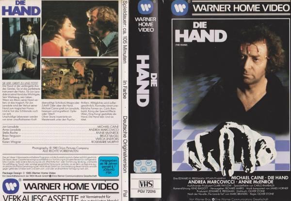 Hand, Die