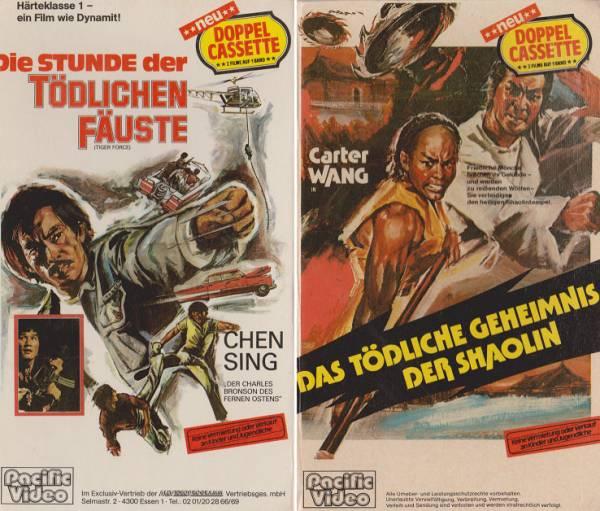 tödliche Geheimnis der Shaolin, Das