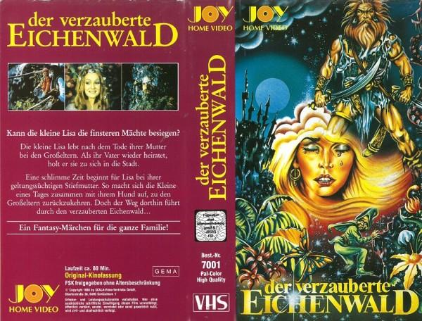 verzauberte Eichenwald, Der (Joy Video)