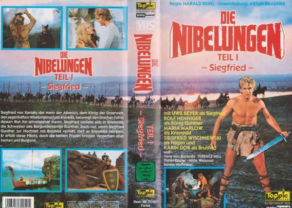 Nibelungen - Teil 1 - Siegfried, Die