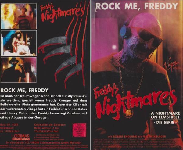 Freddy's Nightmares - Rock me Freddy