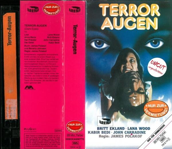 Terror-Augen - Dark Eyes (Glasbox)