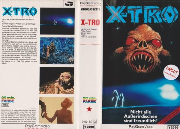 X-Tro... die zweite Begegnung