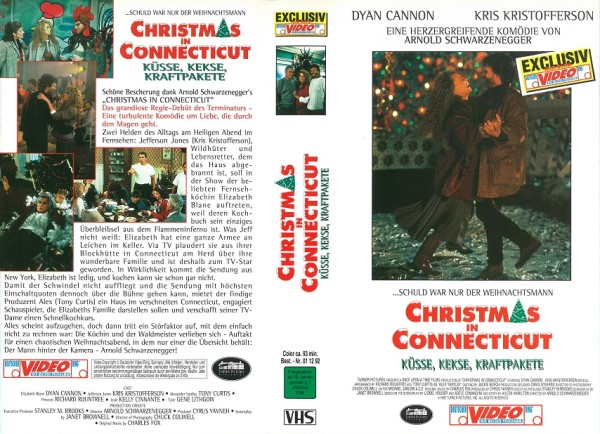 Christmas in Connecticut (Wendecover)
