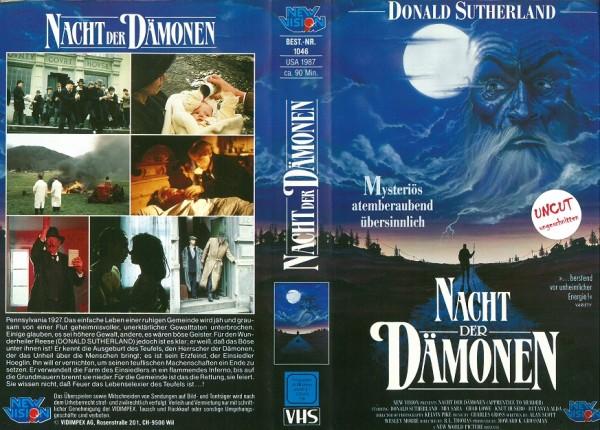 Nacht der Dämonen - Apprentice to Murder