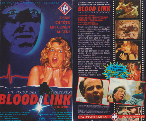 Blood Link - Blutspur (Hartbox)