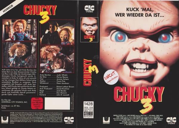 Chucky 3 - Kuck´mal wer wieder da ist