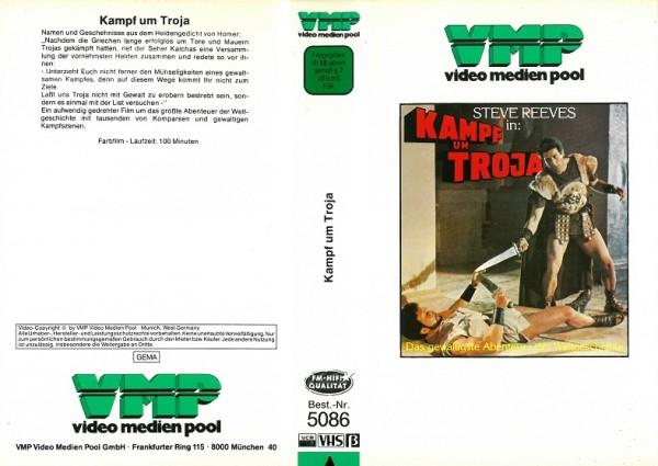 Kampf um Troja (VMP)