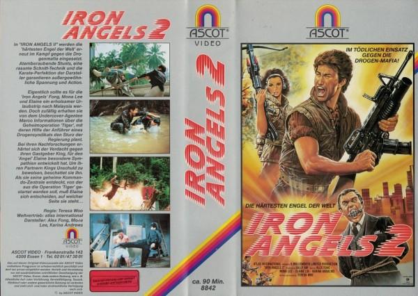 Iron Angels 2 (Einleger)