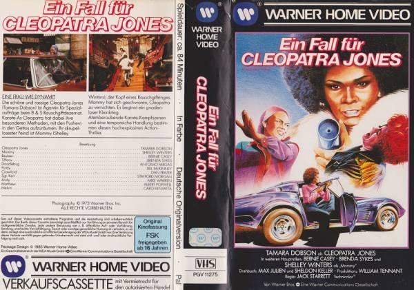 Fall für Cleopatra Jones