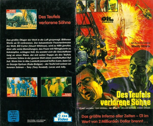Des Teufels verlorene Söhne (I see Video Hartbox)